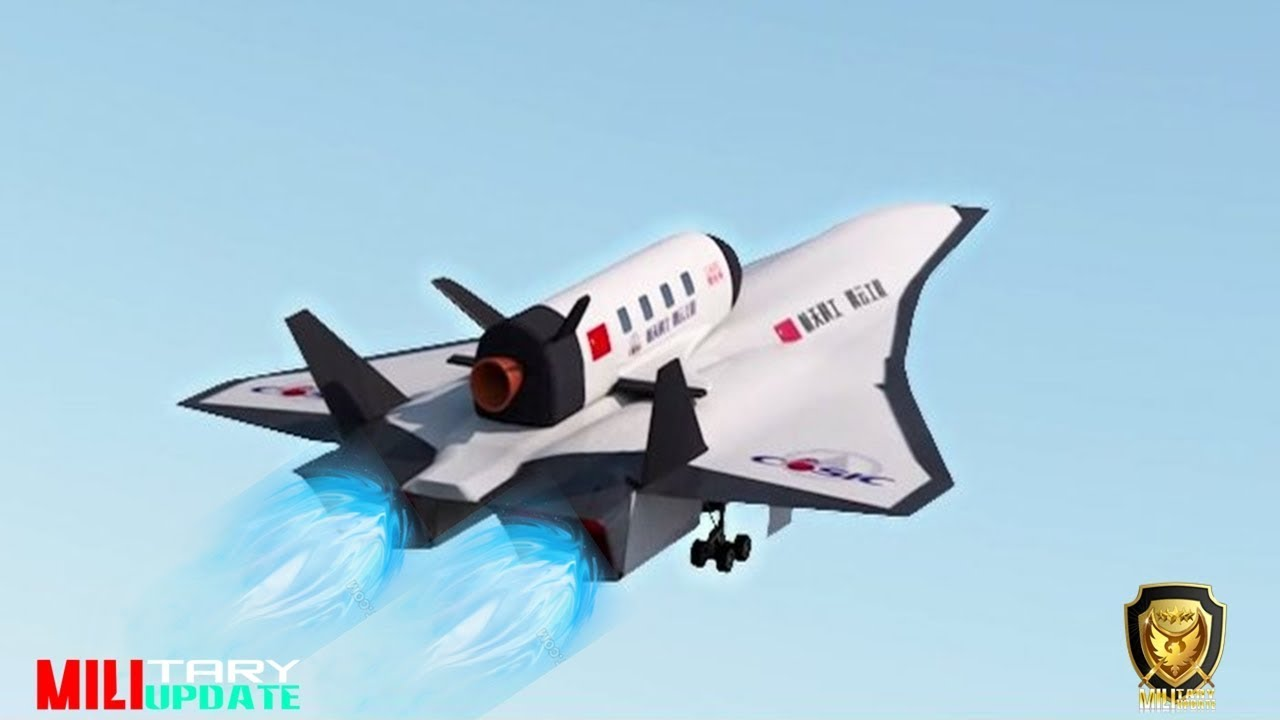 برنامه چین برای ساخت یک فضاپیما خاص و بدون سرنشین