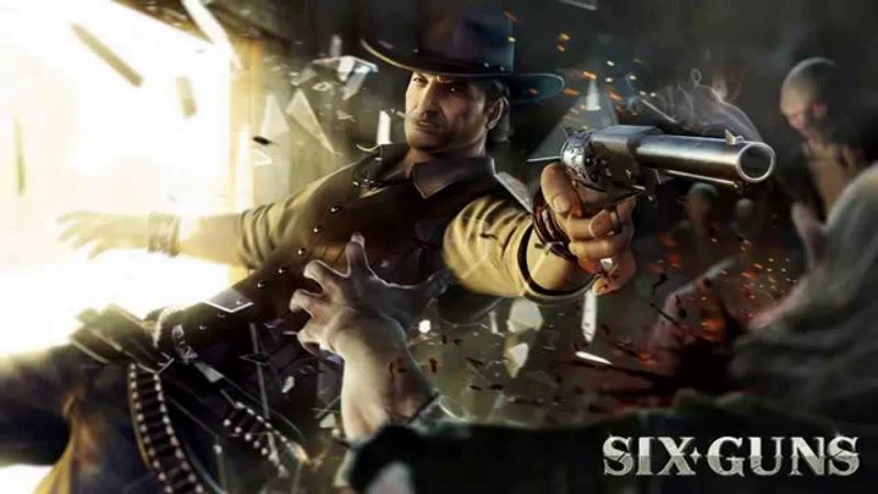بازیSix-Guns: Gang Showdown