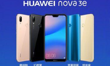 هواوی نوا 3e معرفی شد؛ نسخه چینی هواوی p20 لایت در چین
