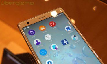 سونی در حال کار بر روی یک گوشی هوشمند با صفحه نمایش 4K و بدون حاشیه است