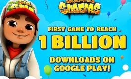 Subway Surfers اولین بازی جهان با بیش از یک میلیارد دانلود در پلی استور
