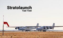 تست تاکسی استراتولانچ، بزرگترین هواپیمای دنیا با موفقیت انجام شد