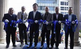 مرکز خدمات و فروش تلفن همراه سامسونگ در شمال تهران افتتاح شد