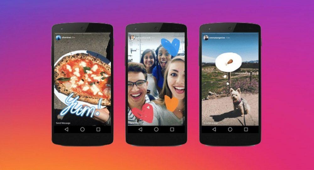 Instagram-story-e1524776805157 آخرین بهروزرسانی اینستاگرام با افزودن قابلیتهایی برای به اشتراک گذاری مجدد استوریها