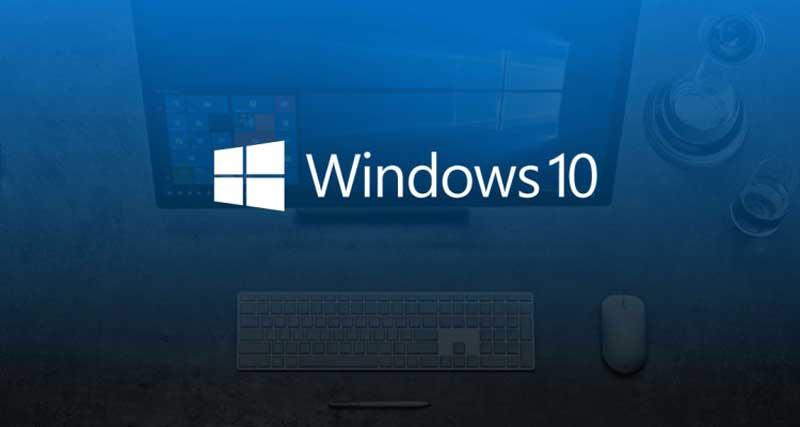 Logo-Windows-10 نحوه غیرفعال کردن چرخش خودکار صفحه در ویندوز 10