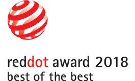 الجی بار دیگر در مراسم RED DOT AWARDS سال 2018 افتخار کسب کرد