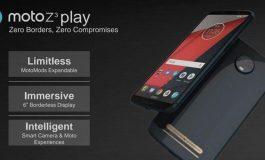 موتو Z3 Play موتورولا با دوربین دوگانه و بدنه شیشهای در رندرهای جدید ظاهر شد