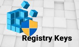 چگونه برای کلیدهای رجیستری ویندوز میانبر ایجاد کنیم؟