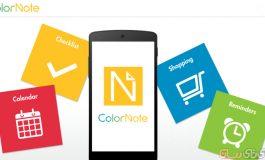 بررسی اپلیکیشن ColorNote Notepad Notes: یادداشتهای رنگارنگ شما!