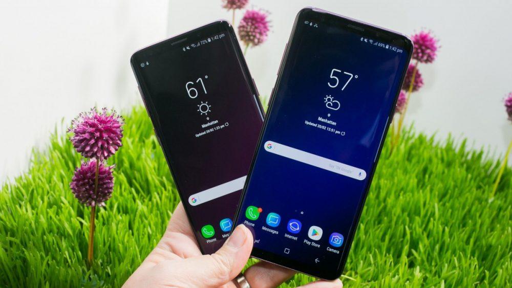 05-samsung-galaxy-s9-and-s9-plus-1000x563 چگونه اندروید 9 را بر روی گوشی گلکسی S9 پلاس نصب کنیم؟