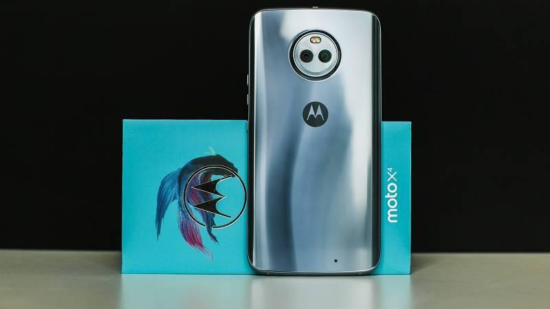AndroidPIT-motorola-moto-x4-2499 تصویر اسمارتفون معرفینشده موتورولا وانپاور لو رفت؛ هندستی با نمایشگر برشخورده و دوربین دوگانه مشابه آیفون X