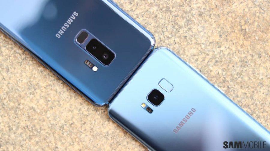 Galaxy-S9-vs-S8-14-e1526718329158 آینده سری گلکسی S سامسونگ چگونه خواهد بود؟!