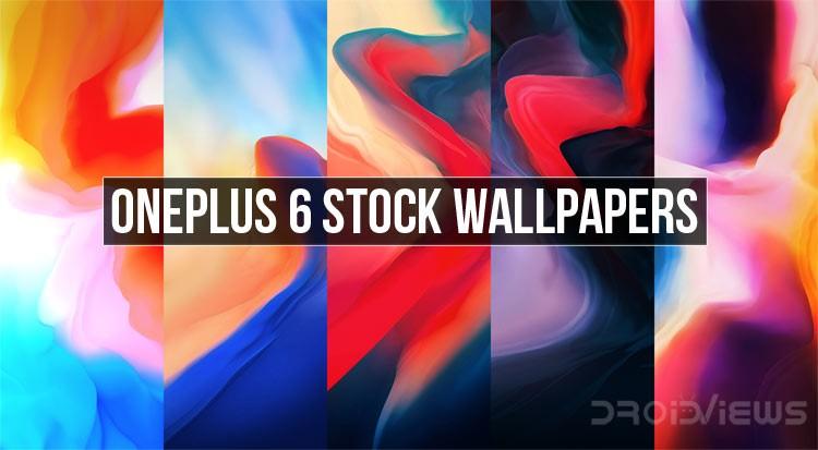 OnePlus-6-Stock-Wallpapers دانلود رایگان پسزمینههای اورجینال گوشی جدید وانپلاس 6 با کیفیت اولترا اچدی