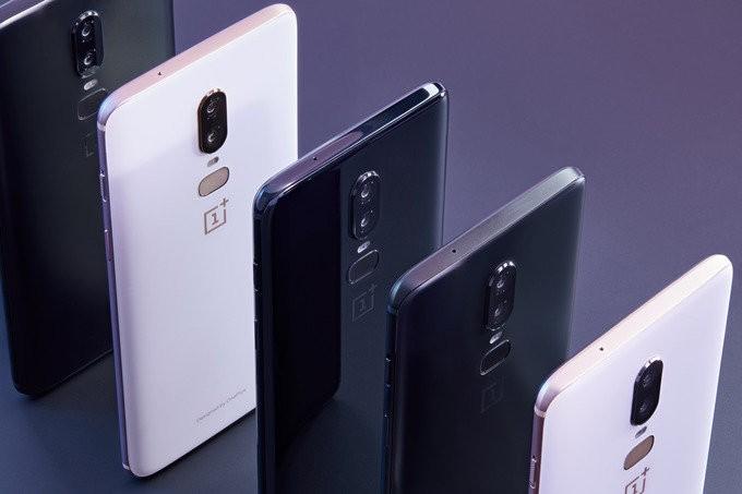 OnePlus-6-is-announced-with-Snapdragon-845-larger-screen-and-interface-gestures وانپلاس 6 با دوربین دوگانه و ۸ گیگابایت رم بهصورت رسمی معرفی شد