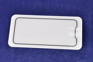 Real-photo-of-the-Olixar-screen-protector0 تصاویر جدید آیفون SE 2 وجود طراحی بدونحاشیه و فیس آیدی را تایید میکنند