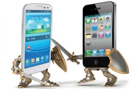SMARTPHONE-450x300 اپل همچنان خواستار پرداخت جریمه یک میلیارد دلاری توسط سامسونگ است!