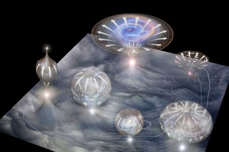 Untitled-1-2-450x300 آخرین مقاله استیون هاوکینگ، نظریه جهان چندگانه را رد کرد