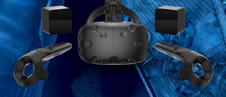 Vive-VR اچتیسی با همکاری تیم فرمول یک مکلارن تجربه جدیدی از واقعیت مجازی را به ارمغان میآورد
