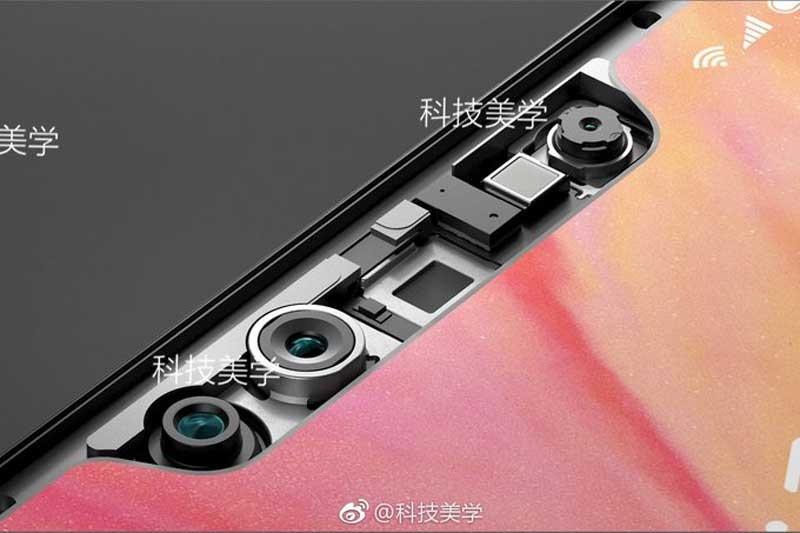 Xiaomis-Face-ID-rivalling-3D-facial-recognition-module-appears-in-render شیائومی Mi 7 به قابلیت تشخیص چهره سهبعدی مجهز است