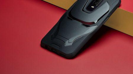 e6bb7c0dly1fre6obwf1fj20og0dr19a-450x253 یک رندر جدید از گوشی وانپلاس 6با عنوان نسخه محدود Avengers منتشر شد