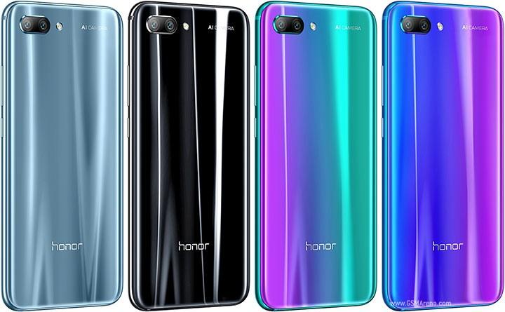 huawei-honor-10-7 جزئیات مربوط به قیمت گذاری، زمان و مناطق عرضه اسمارت فون آنر 10