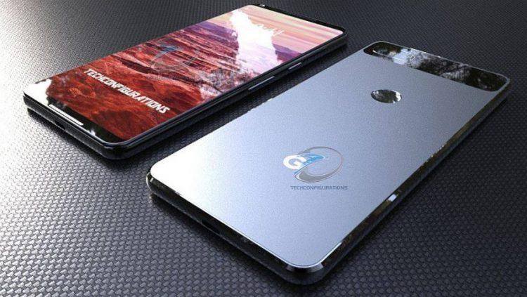 image-1517127711-Google-Pixel-3-XL-concept-phone-Techconfigurations-5-e1527572613146 نمایشگر اولد پیکسل 3 ایکس ال را الجی خواهد ساخت