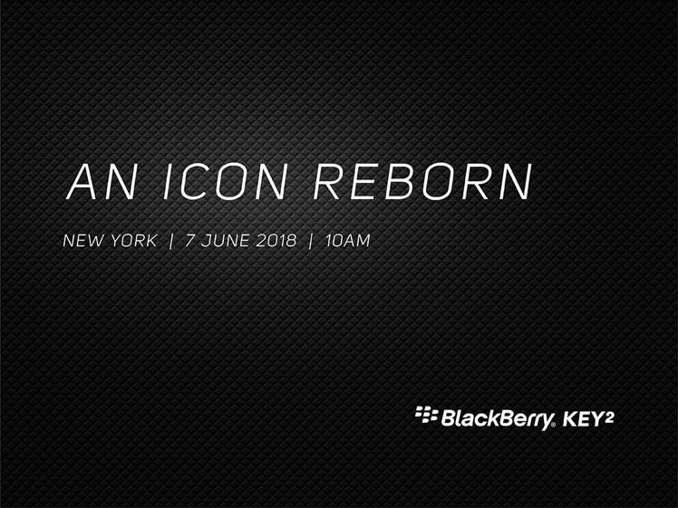key2-announce اسمارتفون بلکبری Key2 در روز 7 ژوئن عرضه میشود