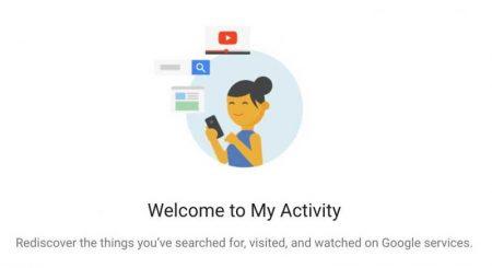 my-activity-1080x831-450x245 چگونه تاریخچه تمام فعالیتهای خود را در گوگل حذف کنیم؟