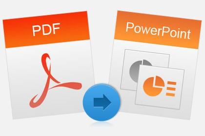 pdf-to-powerpoint نحوه تبدیل فایلهای PDF به پاورپوینت