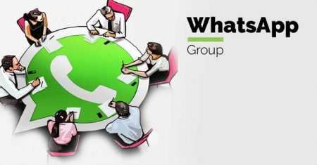 whatsapp-group-encryption-spying-450x235 واتساپ با ویژگیهای جدید در بخش گروهها بهروزرسانی شد