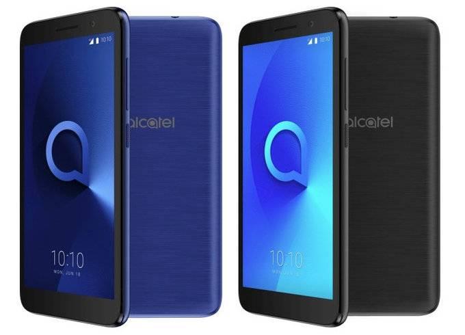 Alcatel-1-2 آلکاتل 1 به عنوان ارزان قیمتترین گوشی مجهز به اندروید Go روانه بازار میشود