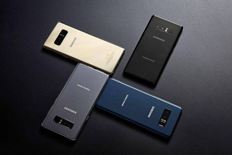 Galaxy-Note-8-20-1-e1528101666636 احتمال عرضه سامسونگ گلکسی نوت 9 با دوربین پیشرفته