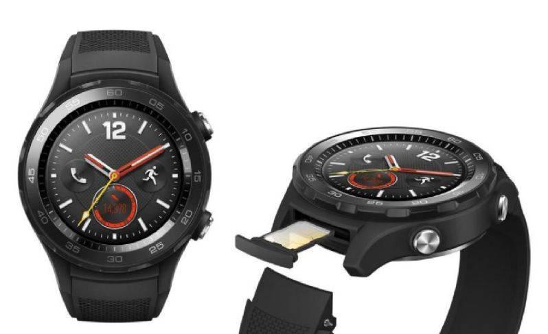 Huawei-Watch-2-2018-1 نسل جدید ساعت هوشمند هواوی واچ 2 به صورت رسمی معرفی شد