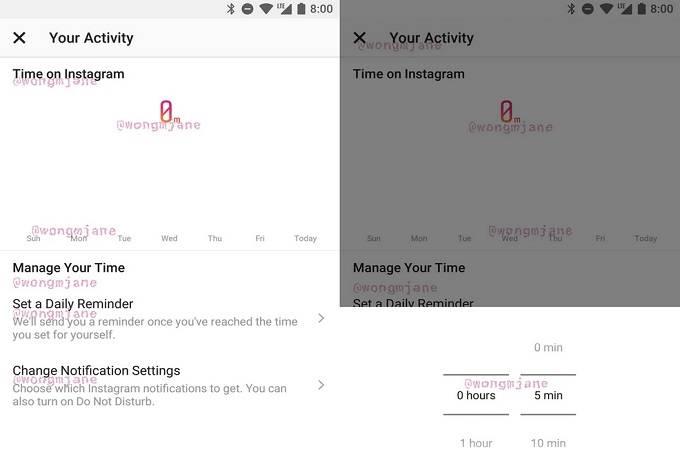Instagram-feature با ویژگی جدید اینستاگرام زمان استفاده خود از این شبکه اجتماعی را کنترل کنید