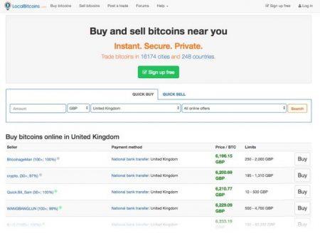LocalBitCoins-450x328 معرفی بهترین مبادلات ارز دیجیتال برای خرید، فروش و تجارت