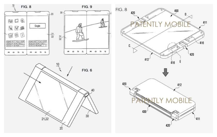 PicMonkey-Collage-840x531 گوشیهای تاشو چگونه میتوانند آینده را از آن خود کنند؟!