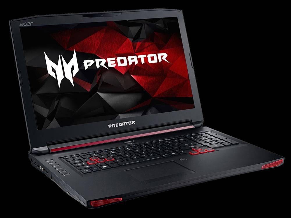 Predator-5 بررسی لپتاپهای سری Predator ایسر: درندگان جسور!