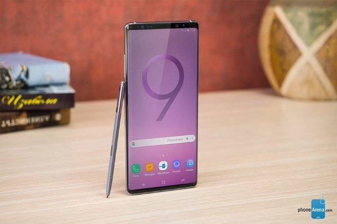 Samsung-Galaxy-Note-9-FCC-TH-32 آژانس ملی مخابرات برزیل استفاده گلکسی نوت 9 از باتری 4000 میلی آمپر ساعتی را تایید کرد