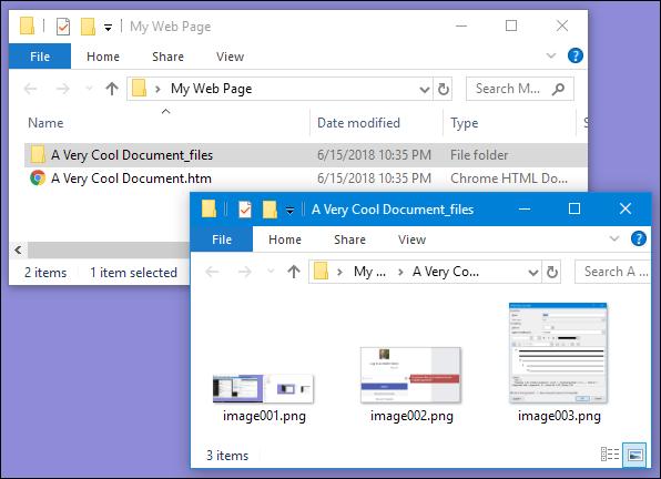 Save-Your-Document-as-a-Filtered-Web-Page-2 چگونه میتوان سند Word را در قالب یک صفحه وب ذخیره کرد؟