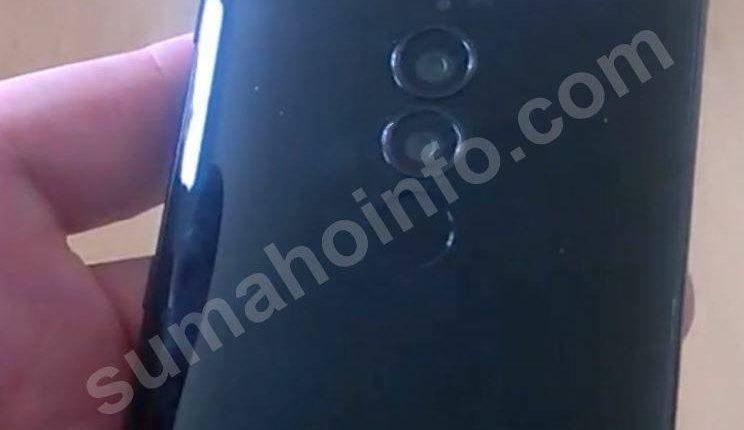 Sony-Xperia-XZ3-live-images-744x430 تصاویر واقعی منتشر شده از اکسپریا XZ3، استفاده از دوربین دوگانه را تایید میکنند