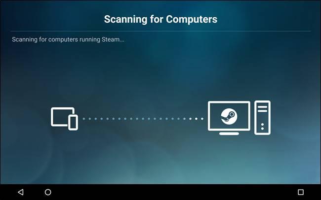 Steam-Link-6 آموزش استریم بازیهای کامپیوتری استیم در اندروید با Steam Link