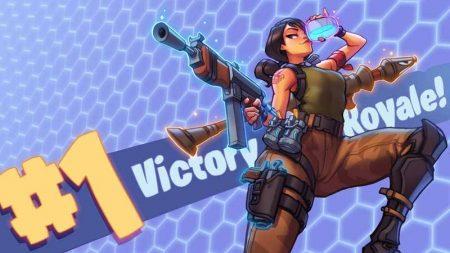 fortnite___2018_victory_royale___youtube___by_knkl-dbylohy-450x253 بازی Fortnite به رکورد دو میلیون دانلود در عرض یک روز رسید!