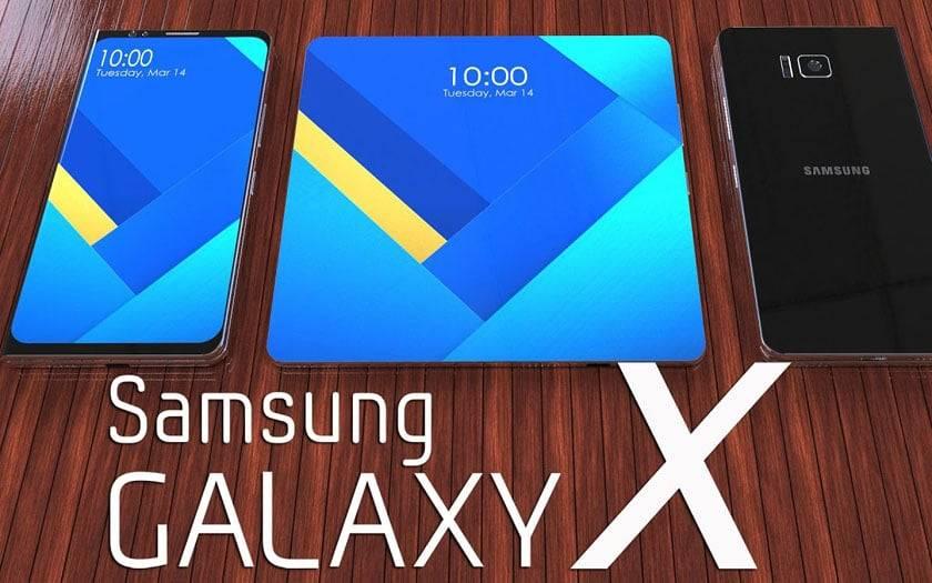 galaxy-x گوشی تاشوی سامسونگ اوایل ۲۰۱۹ با قیمتی ۲۰۰۰ دلاری عرضه میشود!