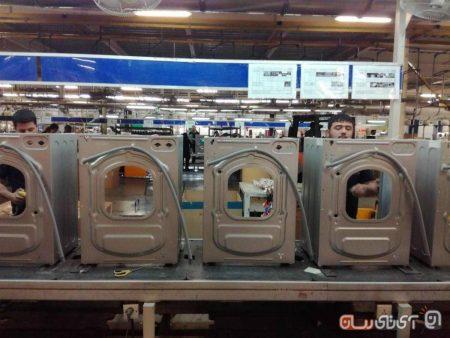 pakshooma-450x338 پاکشوما از خط تولید ماشین ظرفشویی اتوماتیک در ایران رونمایی کرد