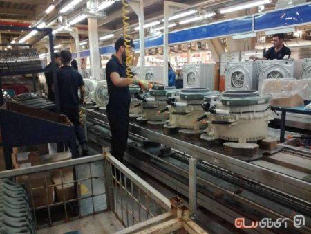 pakshooma10-450x338 پاکشوما از خط تولید ماشین ظرفشویی اتوماتیک در ایران رونمایی کرد