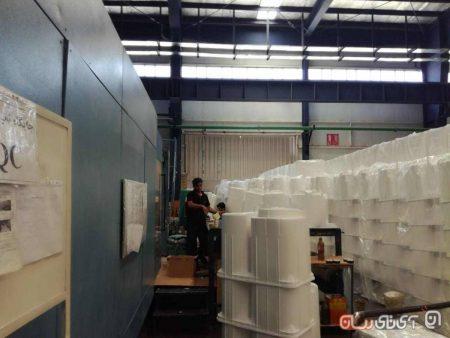 pakshooma11-450x338 پاکشوما از خط تولید ماشین ظرفشویی اتوماتیک در ایران رونمایی کرد