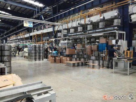pakshooma12-450x338 پاکشوما از خط تولید ماشین ظرفشویی اتوماتیک در ایران رونمایی کرد