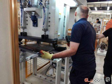 pakshooma2-450x338 پاکشوما از خط تولید ماشین ظرفشویی اتوماتیک در ایران رونمایی کرد