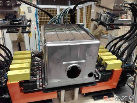 pakshooma20-450x338 پاکشوما از خط تولید ماشین ظرفشویی اتوماتیک در ایران رونمایی کرد
