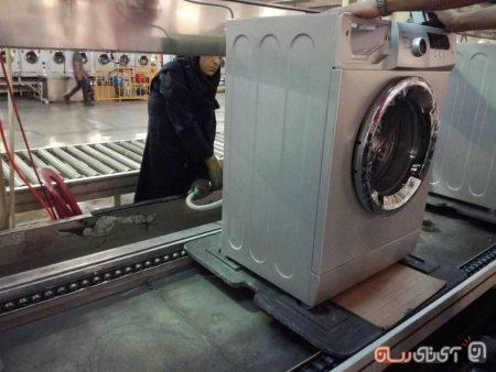 pakshooma26-450x338 پاکشوما از خط تولید ماشین ظرفشویی اتوماتیک در ایران رونمایی کرد